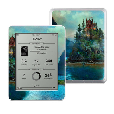 Kobo Mini Skin - Journey's End