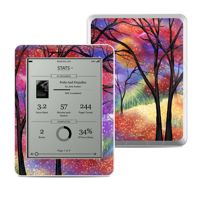 Kobo Mini Skin - Moon Meadow
