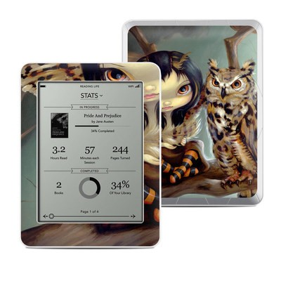 Kobo Mini Skin - Owlyn