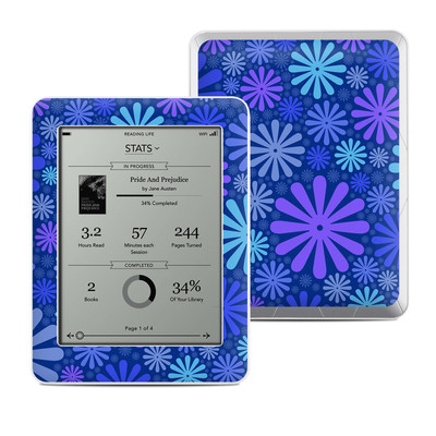 Kobo Mini Skin - Indigo Punch