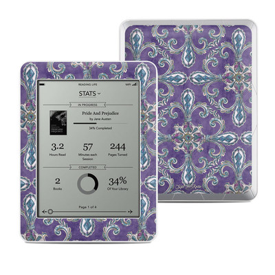 Kobo Mini Skin - Royal Crown