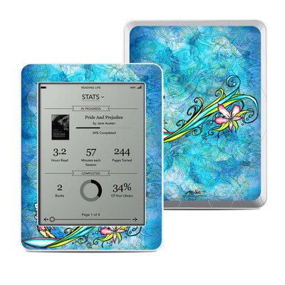 Kobo Mini Skin - Soul Flow
