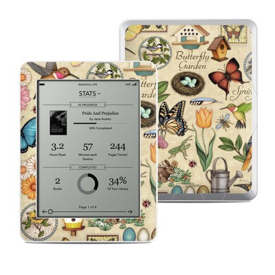 Kobo Mini Skin - Spring All