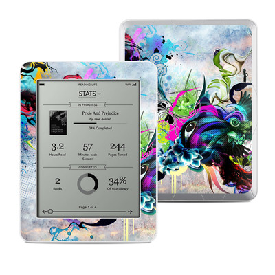 Kobo Mini Skin - Streaming Eye