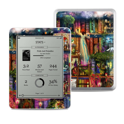 Kobo Mini Skin - Treasure Hunt
