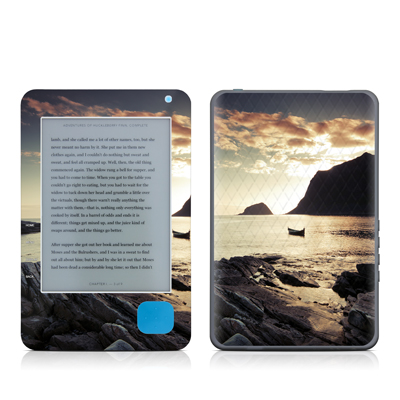 Kobo eReader Skin - Anchored