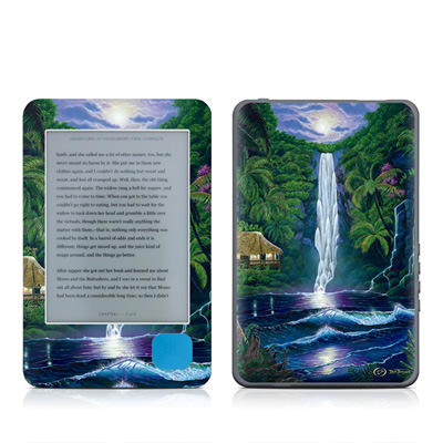 Kobo eReader Skin - In The Falls Of Light