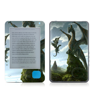 Kobo eReader Skin - First Lesson