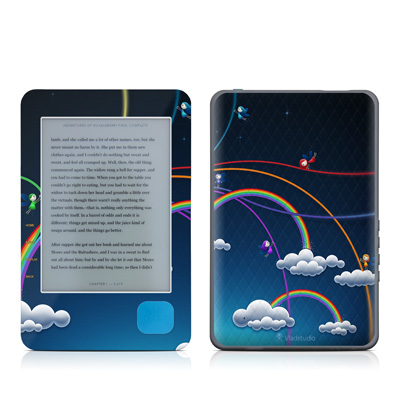 Kobo eReader Skin - Rainbows