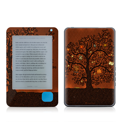 Kobo eReader Skin - Tree Of Books