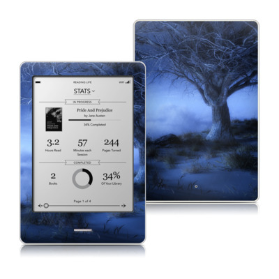 Kobo eReader Skin - World's Edge Winter