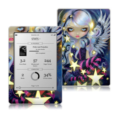 Kobo Touch Skin - Angel Starlight