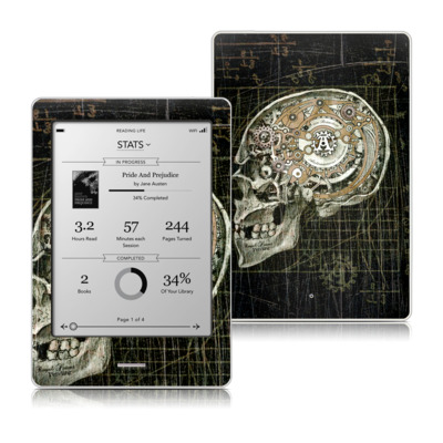 Kobo Touch Skin - Anima Autonima