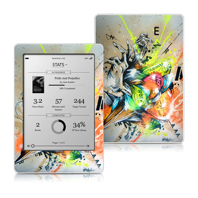Kobo Touch Skin - Dance