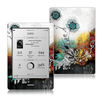 Kobo Touch Skin - Frozen Dreams