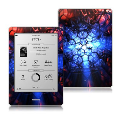 Kobo Touch Skin - Geomancy