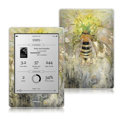 Kobo Touch Skin - Honey Bee