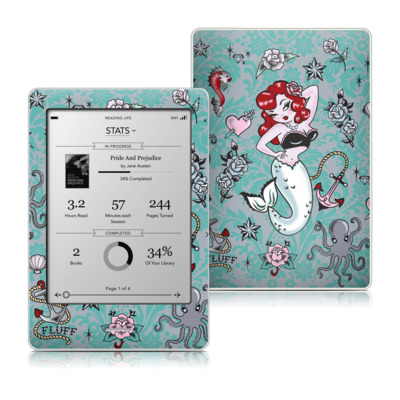 Kobo Touch Skin - Molly Mermaid