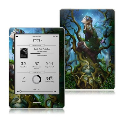 Kobo Touch Skin - Nightshade Fairy