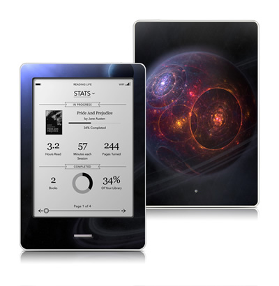 Kobo Touch Skin - Phraxis