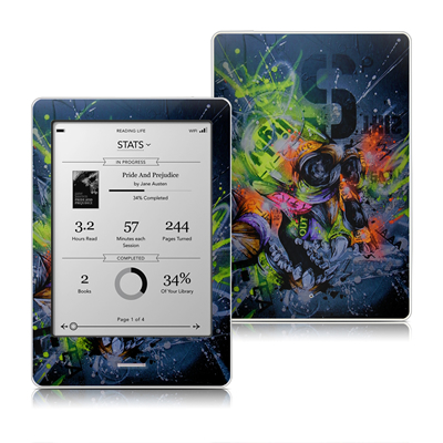 Kobo Touch Skin - Speak