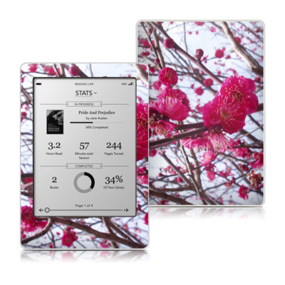 Kobo Touch Skin - Spring In Japan