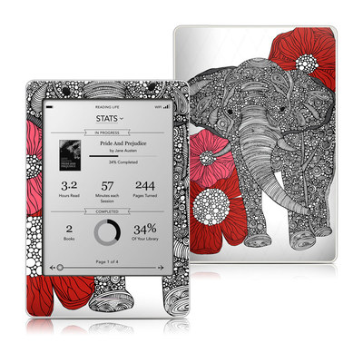 Kobo Touch Skin - The Elephant