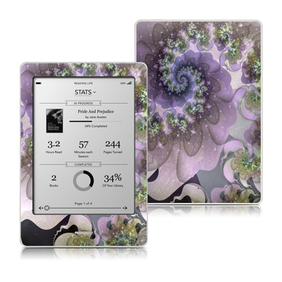 Kobo Touch Skin - Turbulent Dreams