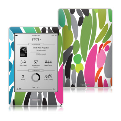 Kobo Touch Skin - Twist