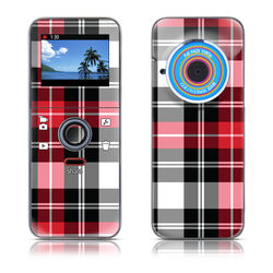 Kodak PLAYFULL Ze1 Skin - Red Plaid