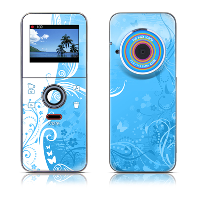 Kodak PLAYFULL Ze1 Skin - Blue Crush
