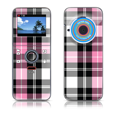 Kodak PLAYFULL Ze1 Skin - Pink Plaid