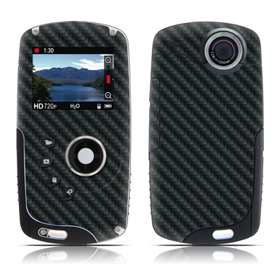 Kodak Playsport Zx3 Skin - Carbon