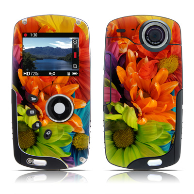 Kodak Playsport Zx3 Skin - Colours