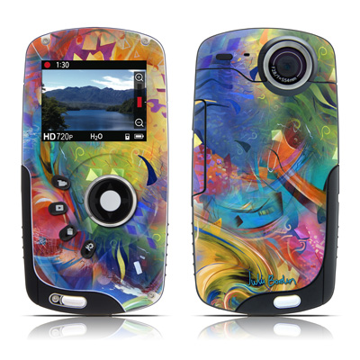 Kodak Playsport Zx3 Skin - Fascination