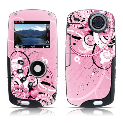 Kodak Playsport Zx3 Skin - Her Abstraction