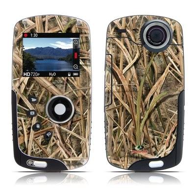 Kodak Playsport Zx3 Skin - Shadow Grass Blades