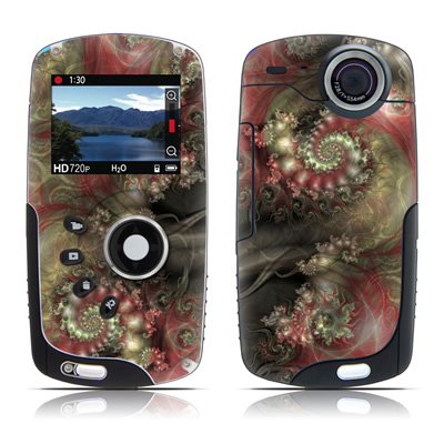 Kodak Playsport Zx3 Skin - Reaching Out