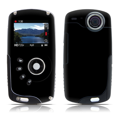 Kodak Playsport Zx3 Skin - Solid State Black