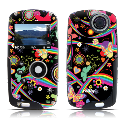 Kodak Playsport Zx3 Skin - Wonderland