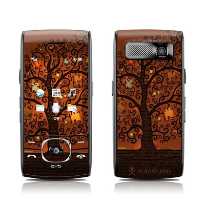 LG GU295 Skin - Tree Of Books
