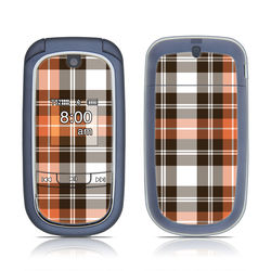 LG VX8360 Skin - Copper Plaid