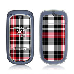 LG VX8360 Skin - Red Plaid