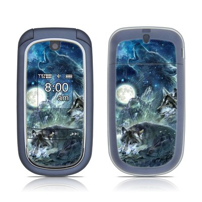 LG VX8360 Skin - Bark At The Moon
