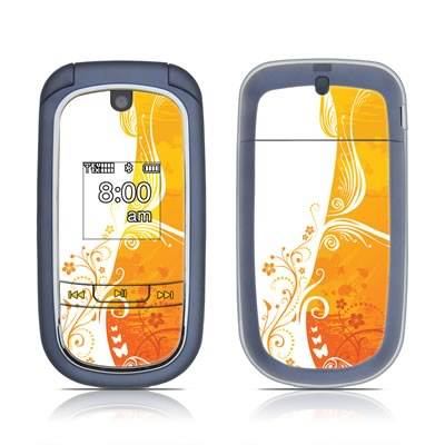 LG VX8360 Skin - Orange Crush