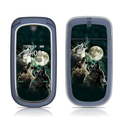 LG VX8360 Skin - Three Wolf Moon