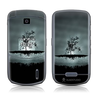 LG Accolade Skin - Flying Tree Black