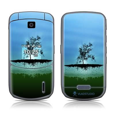 LG Accolade Skin - Flying Tree Blue