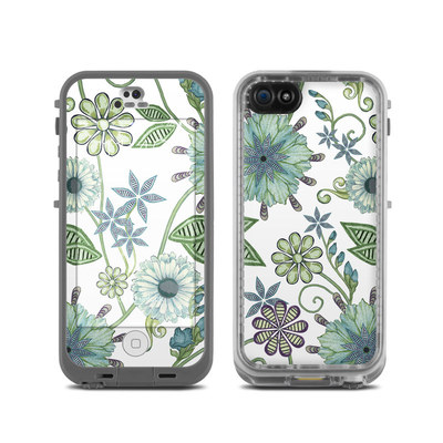 LifeProof iPhone 5C Fre Case Skin - Antique Nouveau