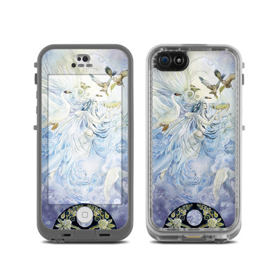 LifeProof iPhone 5C Fre Case Skin - Aquarius